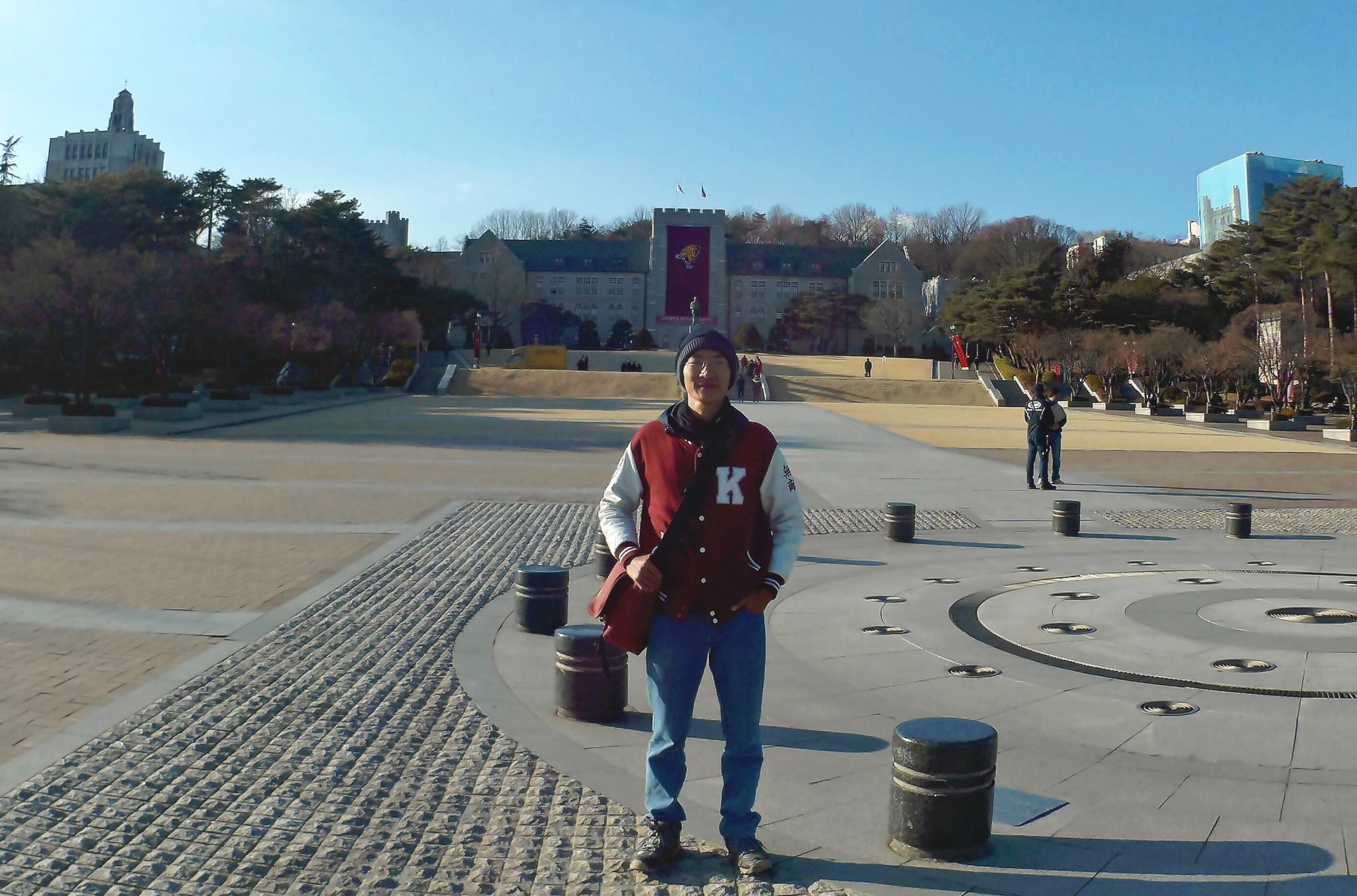 First Week in South Korea (Feb.2017)