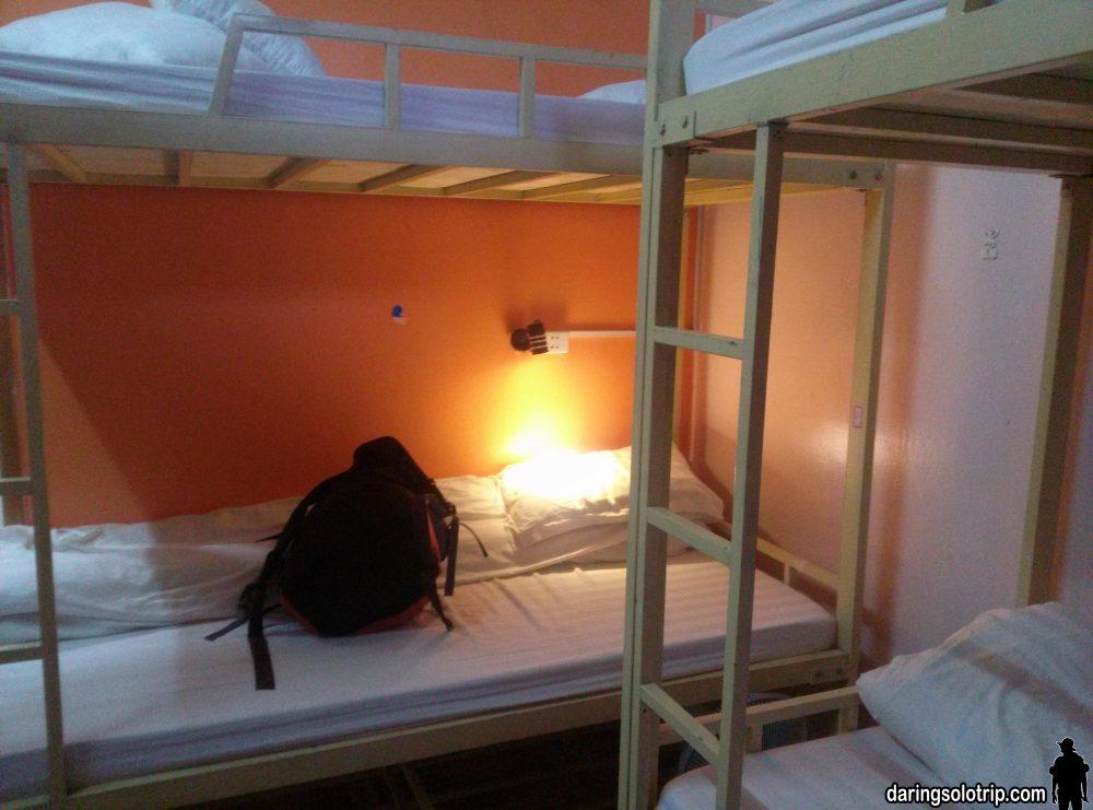 Phòng Dornitory 70K/người/đêm